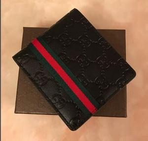 Paris özel tuval çoklu kısa küçük bifold cüzdan 01 cüzdanlar cüzdan ünlü erkekler stil Tasarımcı mens ekose