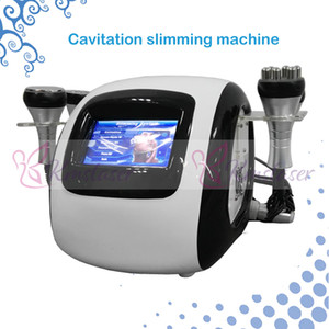 Hot Items !5 in 1 cavitation Vacuum RF face lifting anti aging wrinkle removal cellulite removal body slimming spa salon machine