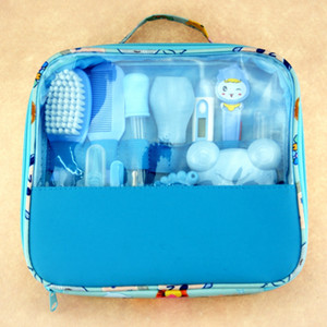 Multifunctional Baby Products Set Child Health Care Baby Care Set Baby Beauty Set Kit Thermometer Scissors Child Care Products