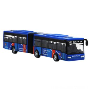 ChildrenS Diecast Bikes & Ride-Ons Sports & Outdoor Play Model Vehicle Shuttle Bus Car Toys Small Baby Pull Back Toys
