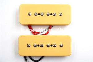 1 Jeu de 2pcs Body Cream Soapbar Humbucker Micros LP Jazz Micros Guitare électrique 50/52 mm