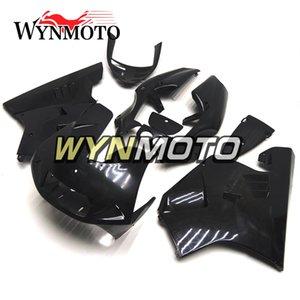 Honda NSR250R-SP Için tam Fairing Kiti NC21 P3 1990 1991 1992 1993 NSR250 NC21 90 91 92 93 ABS Plastik Motosiklet Kaportalar Parlak Saf Siyah