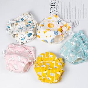 Baby Summer Training Pants Toilet Baby Waterproof Diaper Child Learning Underwear Pocket Wash Urine Pocket