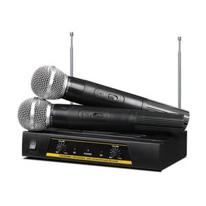 MV-288 무료 배송 무선 마이크 오디오 클리어 사운드 기어 성능 VHF 무선 마이크 DJ 스피커 마이크를 가르치는