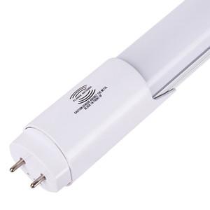 Boutique lumière capteur radar T8 Tube LED aluminium Lampe en alliage + Milky PC Matériel de couverture 3000k 4000k 6000k CE ROHS Certification