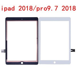 Original Touch Screen Glass Panel Digitizer replacement for iPad pro 2018 10.5: 12.9 with adhesive glue Assembly mini 50pcs