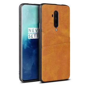 Cüzdan Kartı Telefon Kılıfı için OnePlus 7T Pro 7Pro 7 Vaka Lüks Tasarımcı PU Deri Kılıf için OnePlus 6T 6 5T 5