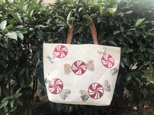 9Styles Christmas Girls Sequin borse per la spalla di design di Natale shopping grande capacità sacchetti di stoccaggio signore totes di Natale ffa3224