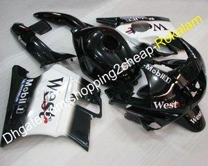 Kit moto popolare per Honda Fairing Set CBR600 F2 CBR 600-F2 600F2 1991 1992 1993 1994 Kit carenatura per moto per carrozzeria