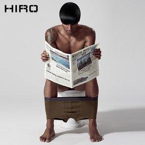 Мода марка сексуальное нижнее белье мужчины Боксеры мешок Боксер шорты плюс размер Выпуклые Man Pants Хлопок Cueca Нижнее белье Мужской Dropshipping