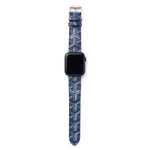 애플 어댑터 커넥터와 PU 가죽 시계 밴드 스트랩 사과 (38) (40) (42) 44mm 스마트 시계 새로운 교체 시리즈 3 2 1