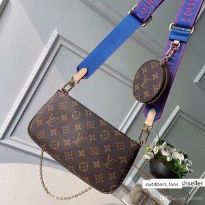 Klassischer Stil M44823 size24..13..4.5cm Echter Leder Männer andwomen einzelne Schulterbeutel, Handtasche, doubleshoulder Tasche 01