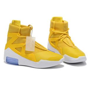 Hot sale designer shoes Triple Black Orange High Ankle Sport Shoes Sneaker mens winter boots Skateboard Shoes women boots