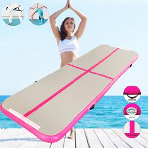 3M Air Track акробатический коврик для гимнастики надувные напольные коврики Airtrack с электрическим воздушным насосом для домашнего использования черлидинг обучение
