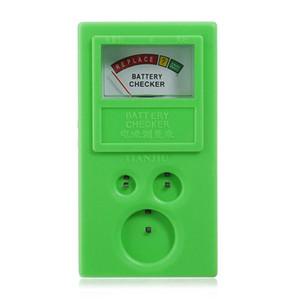 Mejor precio !!! Conveniente reloj botón celda 3 v CR batería batería volt probador para herramienta de reparación de corrector CR2016 CR1620 CR1616