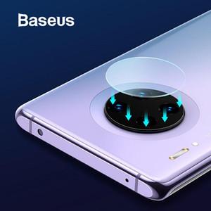 Для Huawei Mate 30 Pro объектив камеры Baseus 2pcs пленки Полное покрытие экрана протектор 0.25мм Thin защитное стекло для Mate 30
