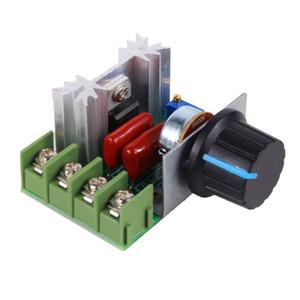 Freeshipping 10 stücke High Power Elektronische Regler PWM 2000 Watt AC 50-220 V 25A Einstellbare Motordrehzahlregler Spannungsregler