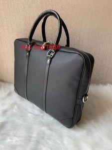 "2019 Modedesigner 15.6 ""Laptop-Tasche Kreuzschulter Notebook Business Aktentasche Laptop-Tasche mit Männern Messenger Tasche 53361"