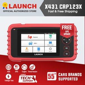 발사 431 crp123X OBD2 스캐너 자동 코드 리더 자동차 진단 도구 ENG AT ABS 진단 스캐너 자동차 도구 crp123을 SRS
