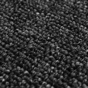 Alfombra de penachos 120 x 180 cm antracita otro Home Textile