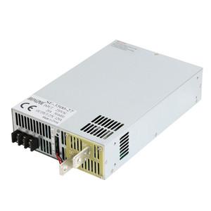 3500W 27V Источник питания 0-27V Регулируемая мощность 72VDC AC-DC 0-5В Аналоговый сигнал управления SE-3500-27 Силовой трансформатор 27V 129A