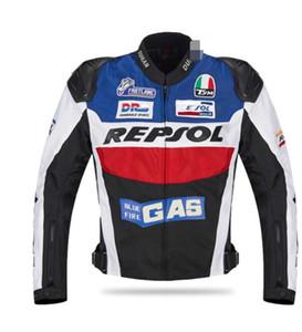 homens e mulheres Duhan primavera e no verão impermeável equitação da motocicleta terno terno motociclismo terno off-road Rally despedaça-resistente jaqueta
