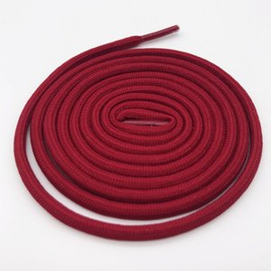 1 pair of non-knotted children's and adult sports shoes round elastic shoelaces laces fast lazy shoelaces 20 colors 130 cm long