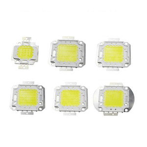 الشحن المجاني 50pcs Bridgelux Chip COB Led Chip 10W 20W 30W 50W 70W 80W 100W
