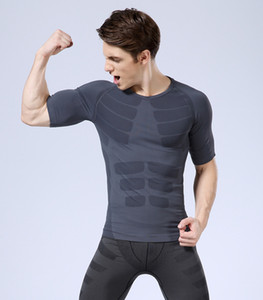 Homens fitness wear camisa homme muay thai fitness de manga curta homens t-shirt t-shirt wear wrestling tshirt roupa