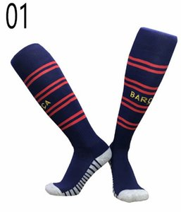 Mens Designer Football Stockings Adult Sports Thick Wear-resistant Towel Bottom Football Socks Brand Stockings for Boys 2020 New Fashion