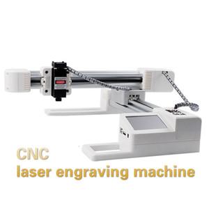 GUYX 3000mw professional DIY desktop mini laser engraving machine Logo mark printer High-power CNC laser engraving machine