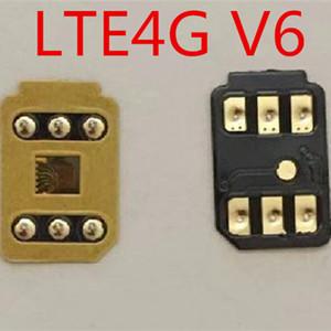 Free DHL 3M Adhesive VSim V6 Unlock Card for iP 6 6S 7 8 X XS XR XSMAX 11Pro Max Gevey pro