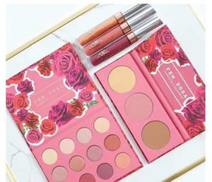 Karrueche X COLOURPOP maquillaje conjunto FEMENINO ROSA PR kit de recogida en stock