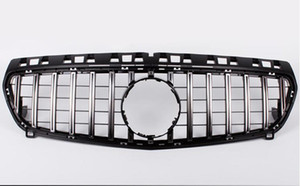 2013-2018 year Car Grille For A CLASS W176 ABS Material Racing Grille Grills Replacement Front Grille Front Bumper