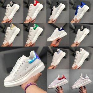 2020 platformu ilealexander kutusuMcQueens sepet mc spor ayakkabılar scarpe Ginnastica erkekler kadınlar kraliçe zapatillas rahat ayakkabı DEPORTE