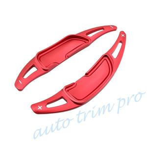Подходит для Benz AMG A45 C63 E63 CLA45 X156 X166 Принадлежности Автомобильные надстройки Принадлежности Переключение передач Весло Рулевое колесо Крышка рычага переключения передач