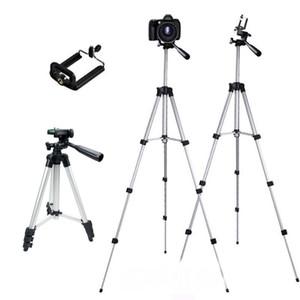 ترايبودس الهاتف المحمول سبائك الألومنيوم ليلة الصيد ضوء تلسكوب كاميرا ترايبود التصوير العالمي مايكرو واحد قوس