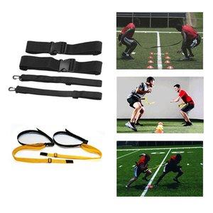 Outdoor Fitness Equipment Addestramento di agilità della cinghia per i bambini / adulti Sport Evasion cintura difensiva velocità di reazione di formazione Straps2