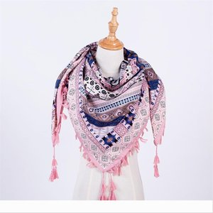 Designer 2020 Winter Scarf For Women Cashmere Autumn Fashion Warm Large Triangle Shawl Plaid Wool Blanket Whole