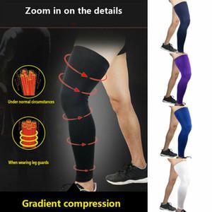 1 шт коленной Knee Brace Protector Силиконовой Весна Наколенники Баскетбол Вязаная Compression Упругого Колено рукав Поддержка спорт