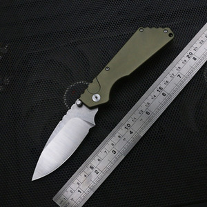 Neue protech Messer Stonewash D2 Blatt 6061-T6 Luftfahrt Aluminium-Griff, schnell geöffnet Klappmesser Outdoor EDC Abenteuer Camping Messer