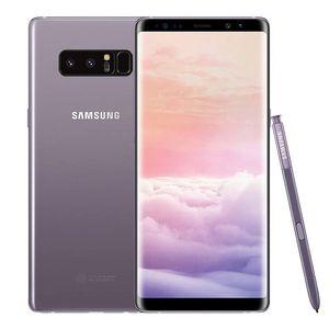 تجديد سامسونج ملاحظة 8 N950U N950F الهواتف مقفلة 6.3 بوصة الهواتف تجديد 64GB ROM الهاتف الذكي