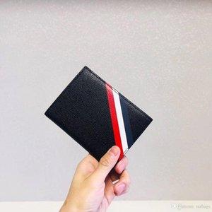 """شركة """" Unisex hot sale American fashion designer's passport holder with colorful straps decoration credit card holder"""