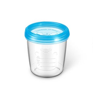 Breast milk complementary food storage cup