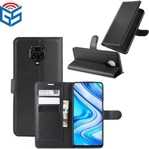 Per redmi Nota 9 10 volte 4G 9S Nota 9 Pro Leather Wallet Max PU Premium caso di vibrazione Nota 7 Pro Note7