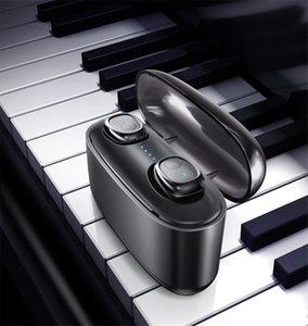 Sport Tws-C2 sans fil Bluetooth 5.0 Sport oreille-crochet écouteur écouteurs Vs F9 8H Power Pro X 11 Samsung S9 S1 # OU217