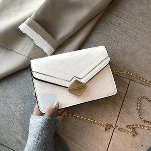 Overseas2019 Schulter Single Spiraea Freizeit Oblique Satchel Trend Vierwinkelsperre Small Square Package