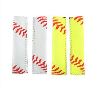 Los titulares de helados de hielo Pop mangas para Baseball Hockey contenedores de palos Congelador Pop para el softbol fútbol