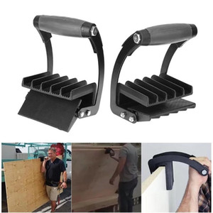 Panel Carrier Clamps Gripper Special Home Furniture Tool Accessory Panel Carrier Plywood Carrier Handy Grip Board Lifter Easy Free Hand