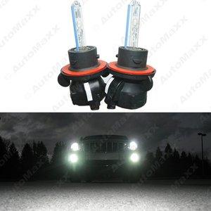 Xenón del coche lámpara de la linterna 2x 35w H13 / 9008 Hi / Lo BI-Xenón HID Bombillas de CA de repuesto SKU: # 2118